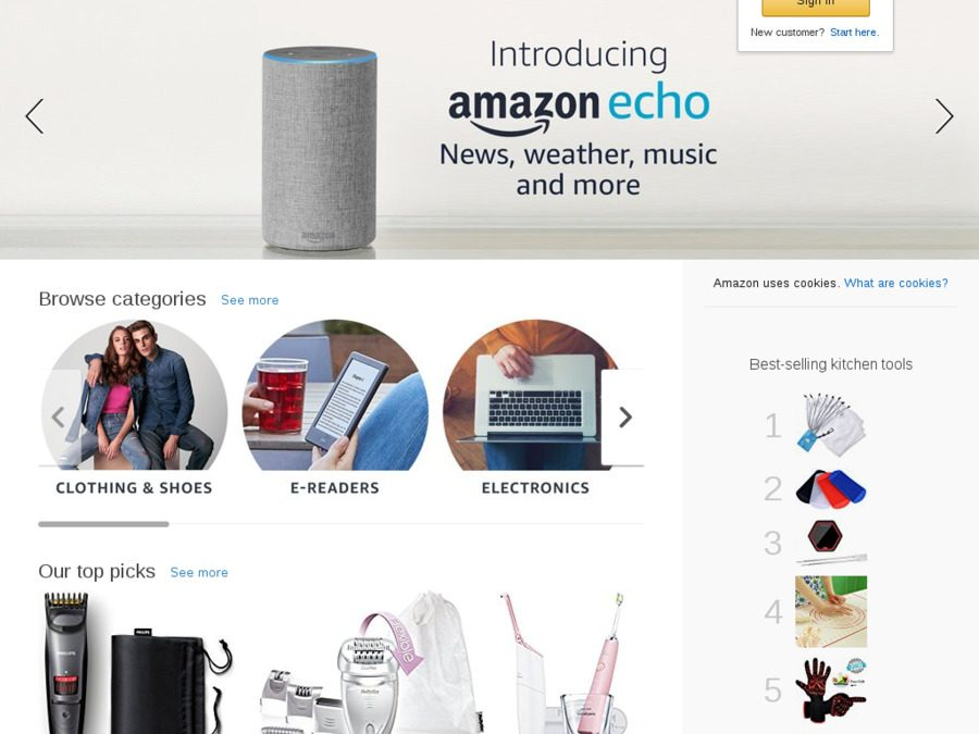 Amazon Hiking Prices for Black Friday?
