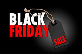 Black Friday – The Lusture Is Off
